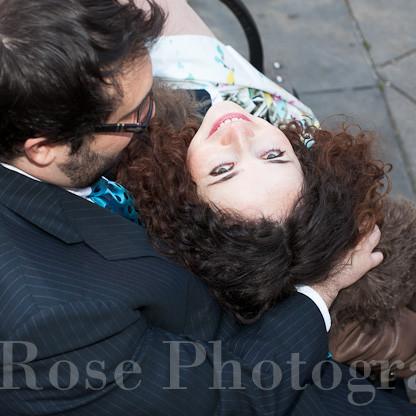Yana and Ben: A mini engagement shoot!