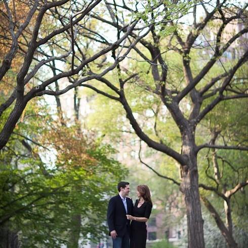 Engagement shoot: Angela and Jamie