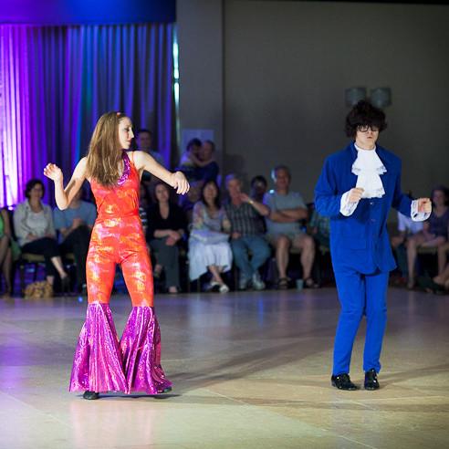 Ballroom Dance Competition (Boston, MA)