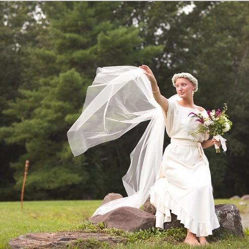 Wedding of Alyia & Max (Kaaterskill Inn in Catskill NY)