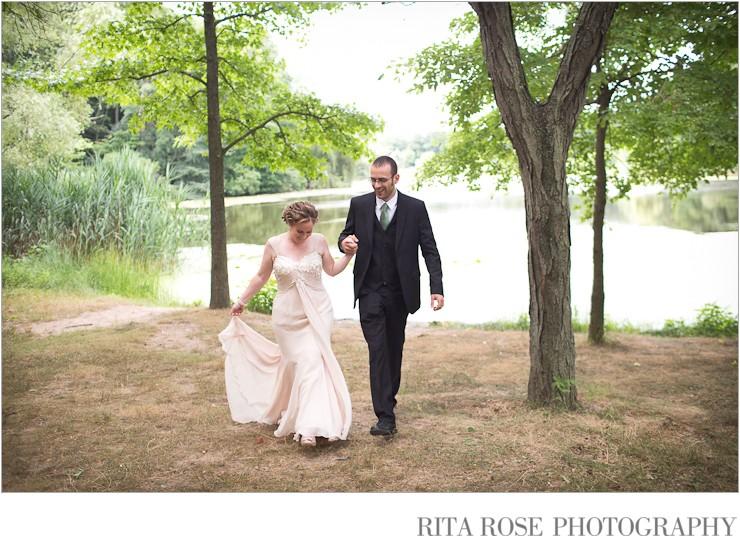 RitaRosePhotography Wedding Temple Torah in Little Neck NY