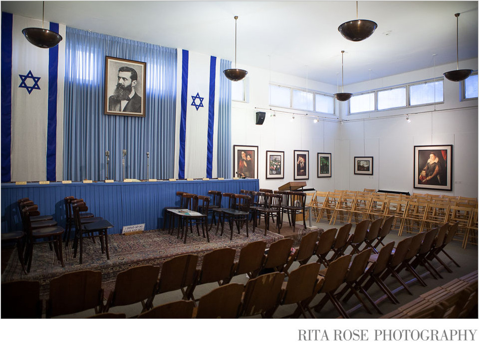 Batmitzvah at Independence hall, Hotel Brown Tel Aviv Israel