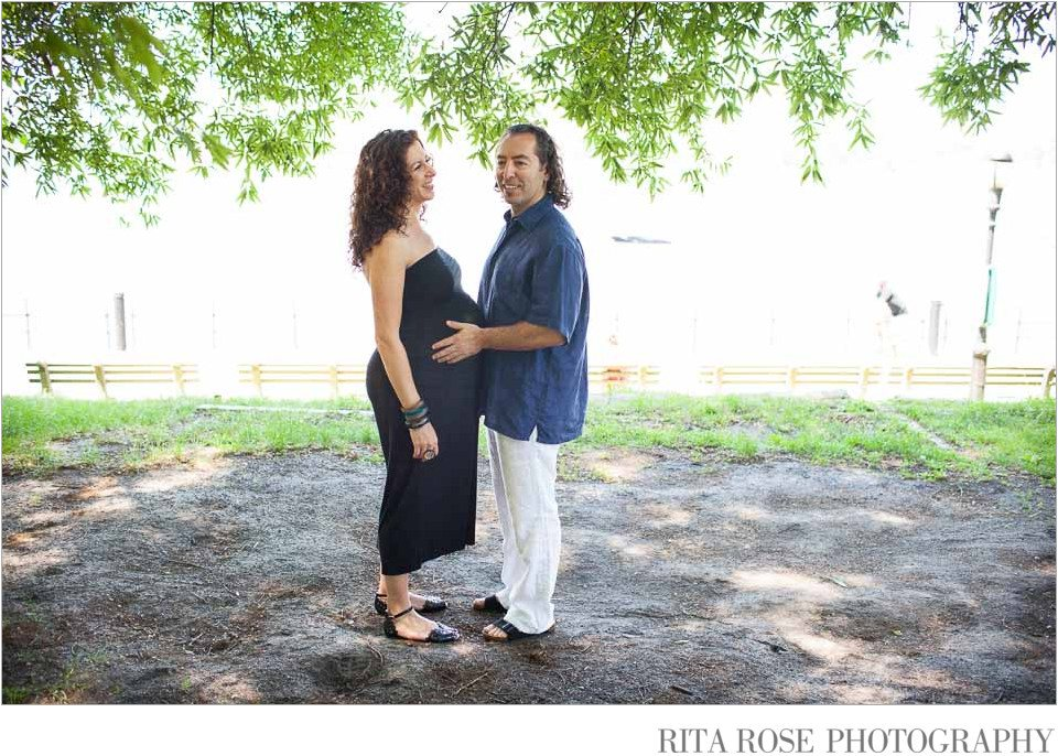Maternity photography in Manhattan New York