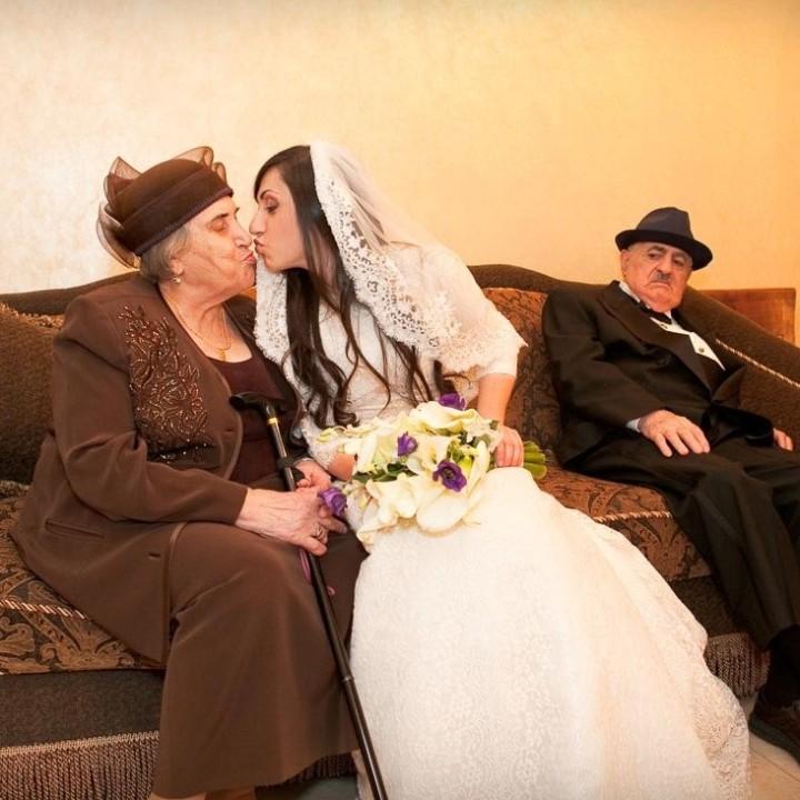 My unusual wedding shots