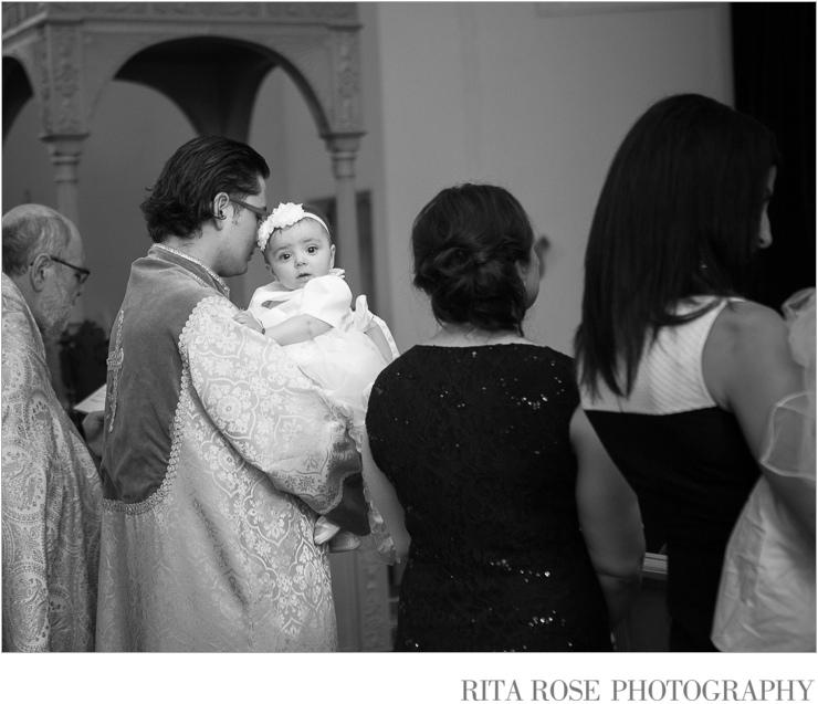 RitaRosePhotography Christening in Belmont MA