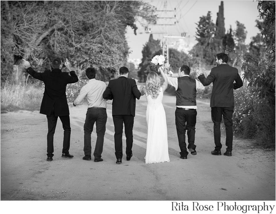 הקיו גליל ים - Q Glil Yam Hertsiliya Bride Groom
